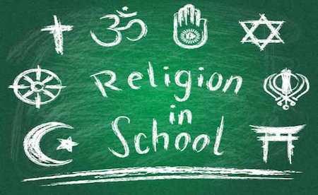 religion in school