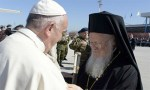 Pope Francis wants full communion with Orthodox