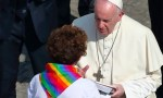 Pope tells parents of LGBT+ children God loves their kids
