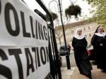 Catholic vote split