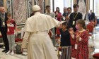Pope Francis protect children