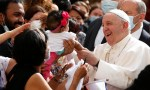 Self-righteous people disturb Christian community, pope says