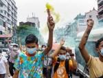 Myanmar junta suppression