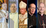 Who are the bishops pushing Communion denial efforts?