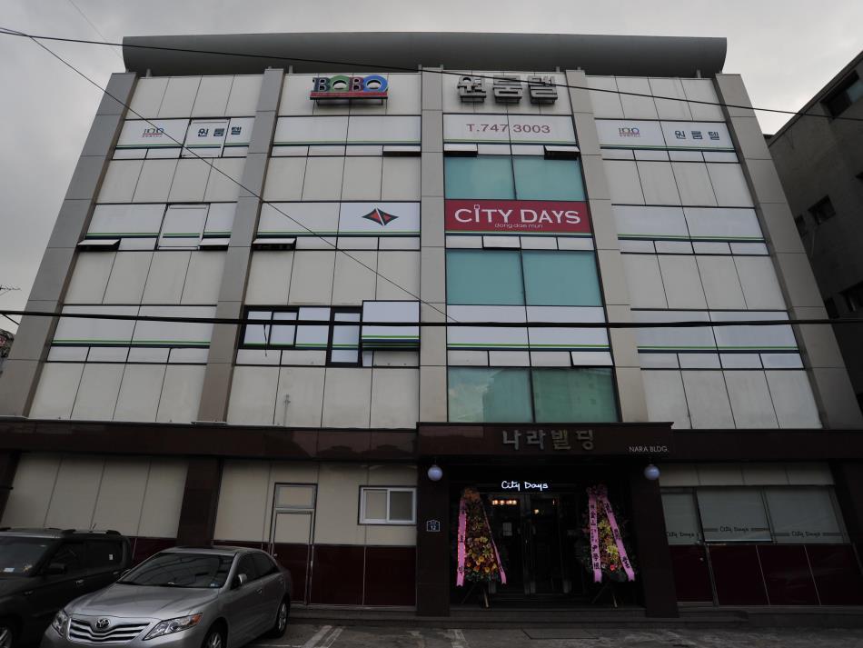 Global Inn Seoul Dongdaemun City Days Inn