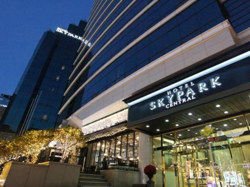 Hotel Skypark Central Myeongdong