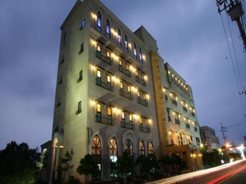 Incheon Airport Oceanside Hotel