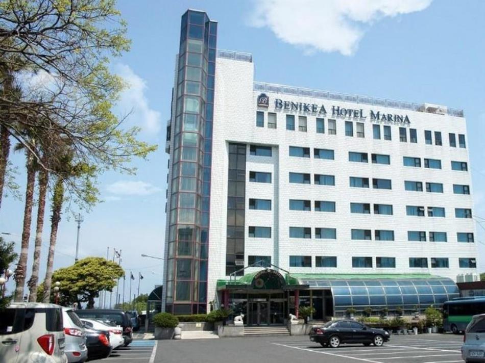 Jeju Marina Tourist Hotel