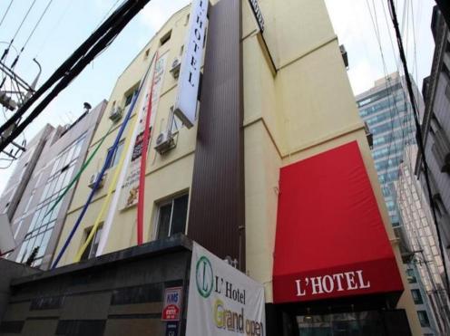 L Hotel Gangnam