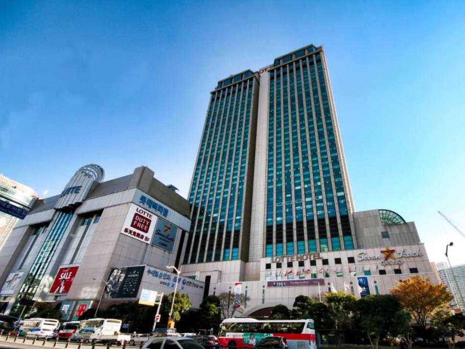 Lotte Hotel Busan