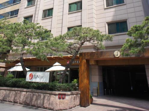 Sunbee Hotel Insadong Seoul