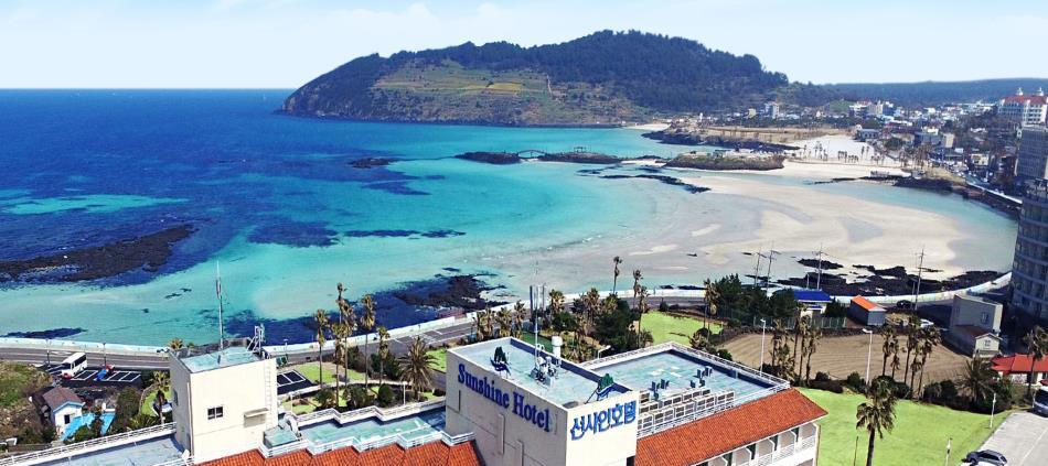 Sunshine Hotel Jeju