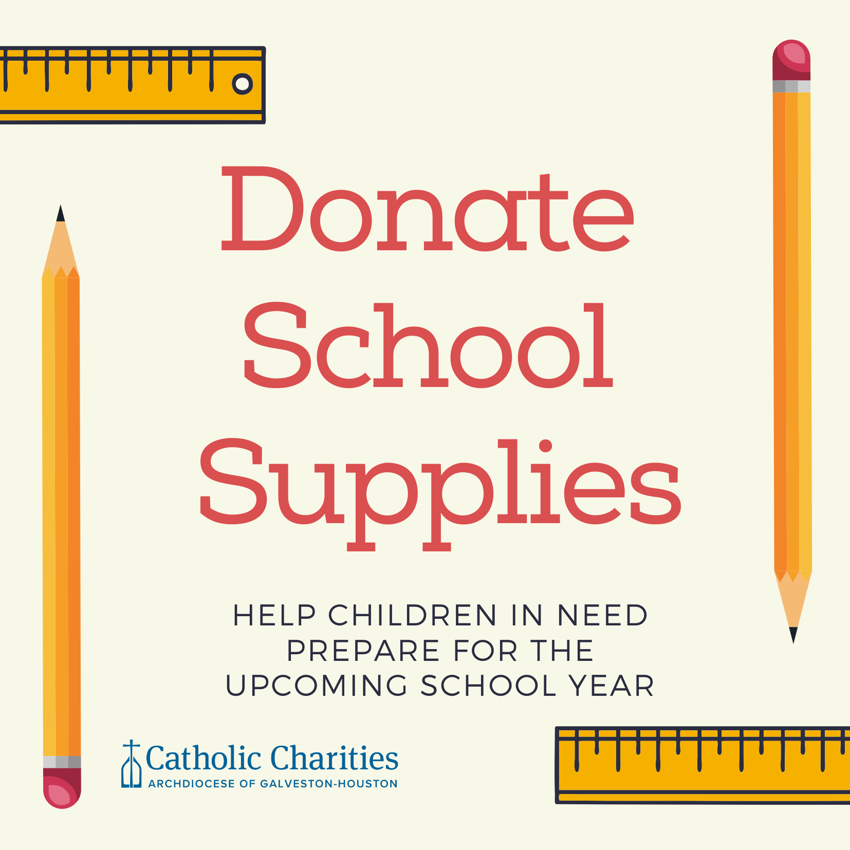 How To Donate School Supplies To Children In Need