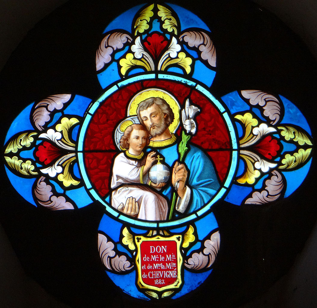 Catholic Father S Day St Joseph And The Beatitudes