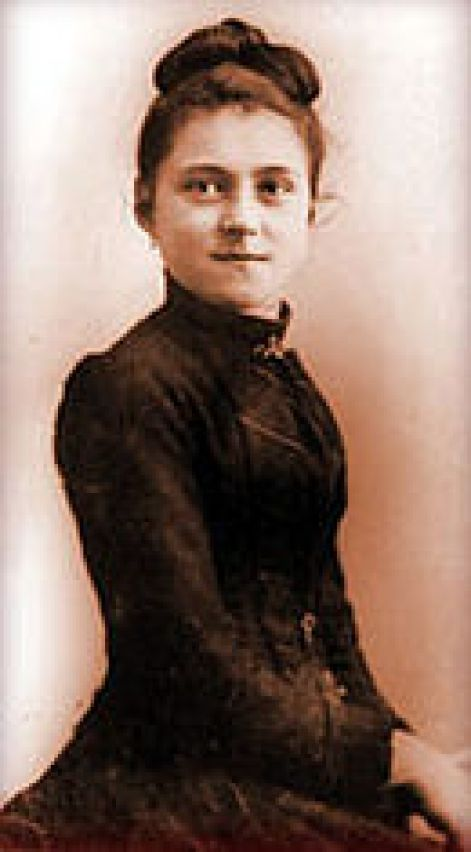 St. Therese of Lisieux Public Domain Image