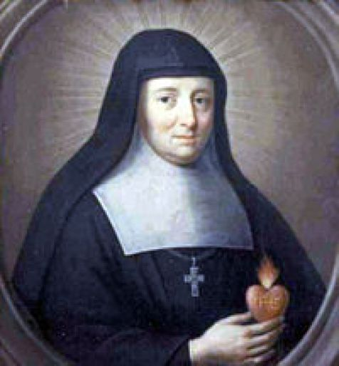 St. Jane Frances de Chantal Public Domain Image