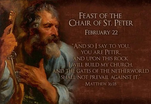 Quote St. Peter