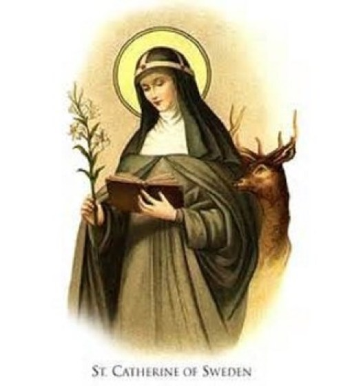 St. Catherine of Sweden