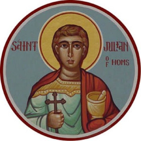St. Julian of Antioch