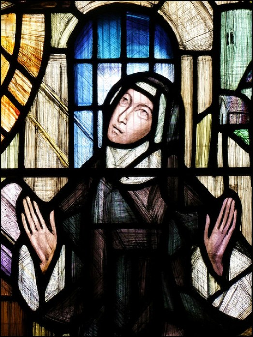 Bl. Julian of Norwich Public Domain Image
