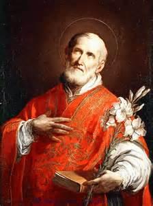 St. Philip Neri Public Domain