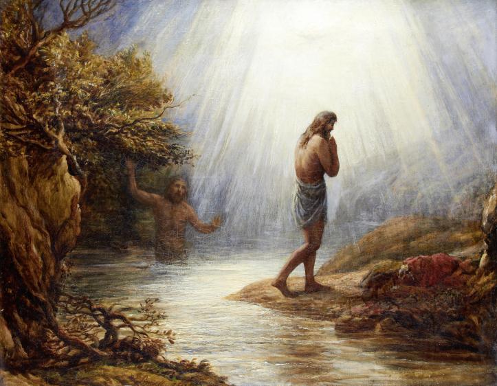 John_Linnell_Saint_John_the_Baptist_1867Public Domain Image