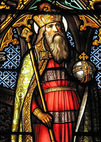 St. Henry II Public Domain Image