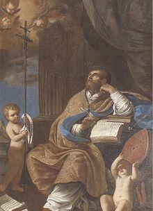 St. Peter Chrysologus Public Domain Image