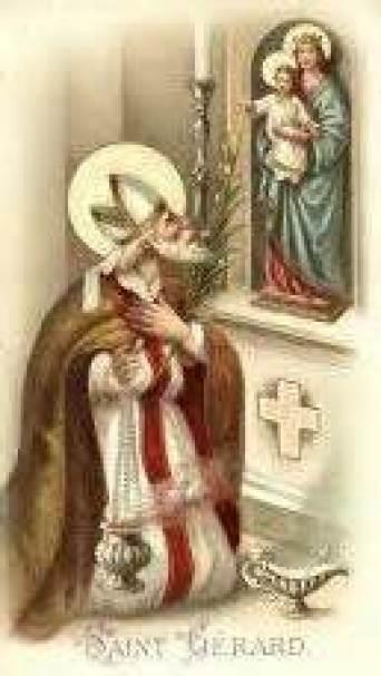 St. Gerard Sagredo
