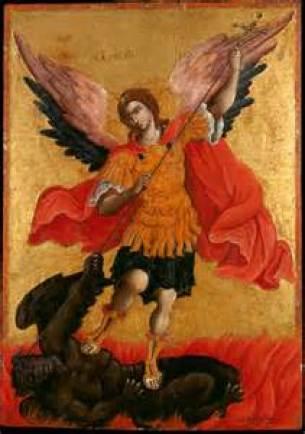 St. Michael the Archangel Public Domain Image