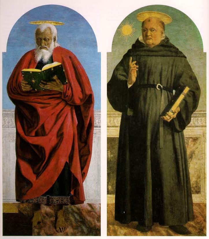 St. Nicholas of Tolentino Public Domain Image