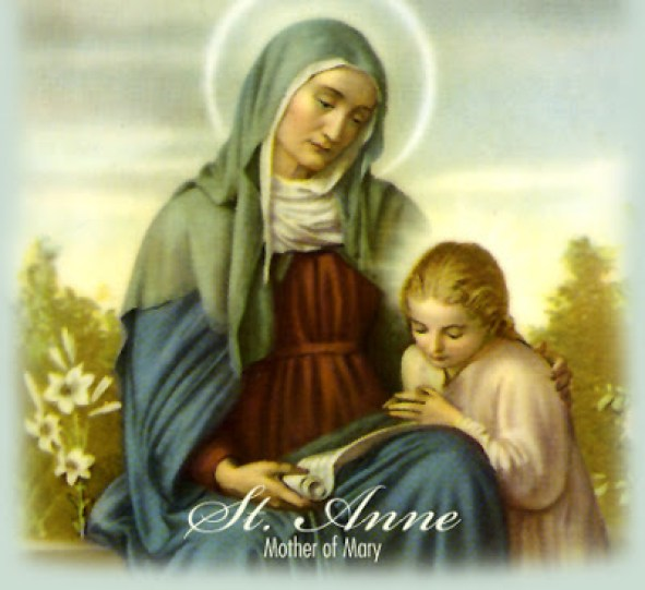 St. Anne with the Virgin Mary
