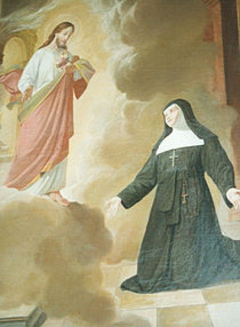 St. Margaret Mary Public Domain Image