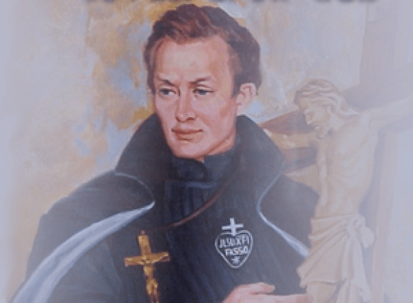 St. Paul of the Cross Public Domain Image