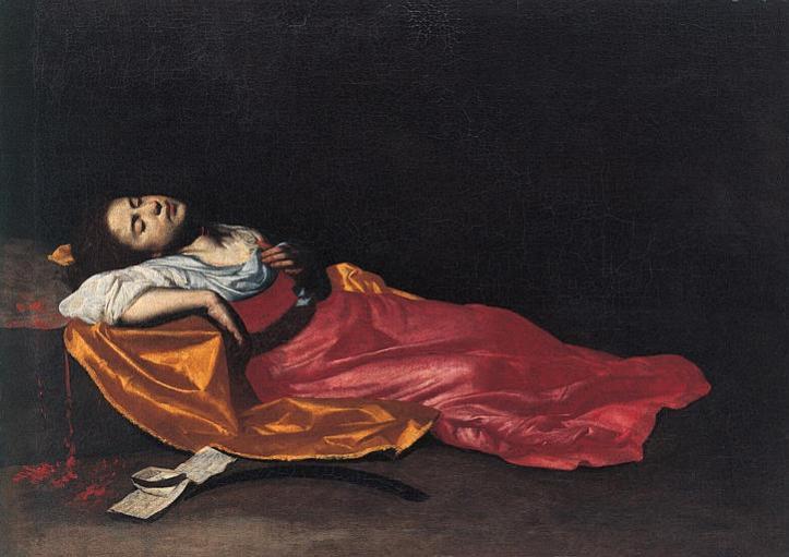 St. Cecelia by Guarino