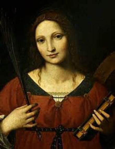 St. Catherine Alexandria