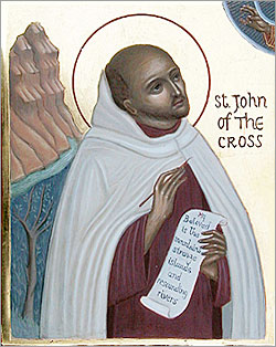 the influence of saint john of the cross in the catholic spirituality Dark night of the soul st john of the cross principal abbreviations  of spirituality and who therefore still conduct themselves as children the imperfections are examined one by one, following the order of the seven deadly sins, in chapters (ii-viii) which once more.