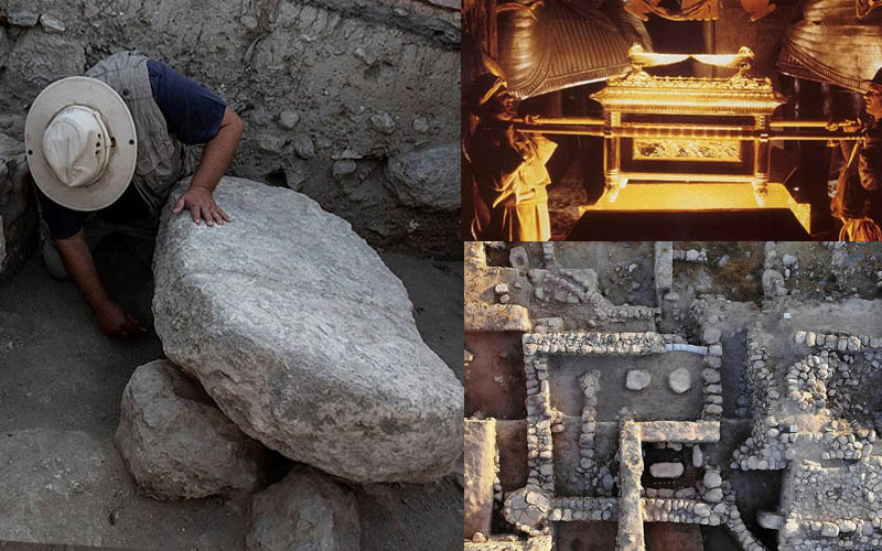 Beth Shemesh Ark Of Covenant: The Stone Of The Biblical Ark Of The Covenant Found