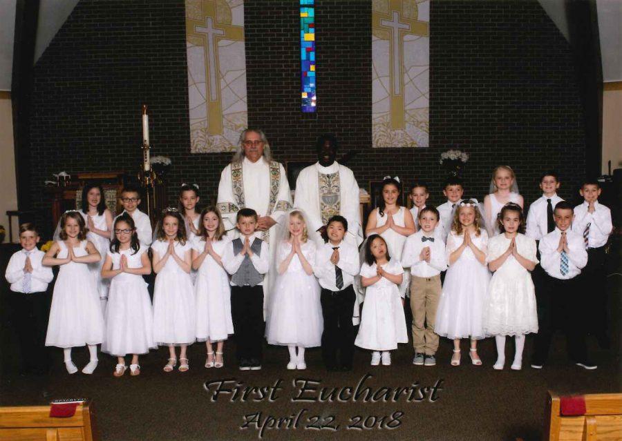 1st Communion 2018