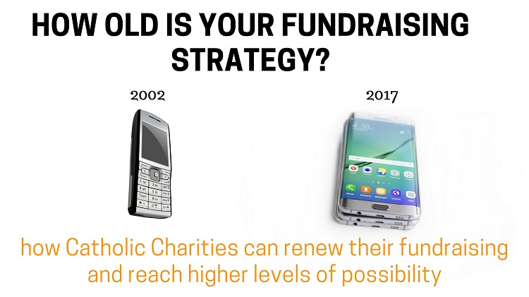 Old vs. New Fundraising – Why you must change your approach today