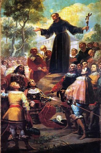 Image result for St. Bernardine of Siena