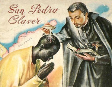 Image result for saint peter claver