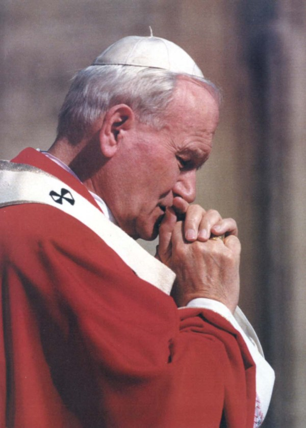 Pope John Paul II | catholicid