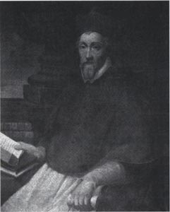 William Cardinal Allen, the driving force behind the English College