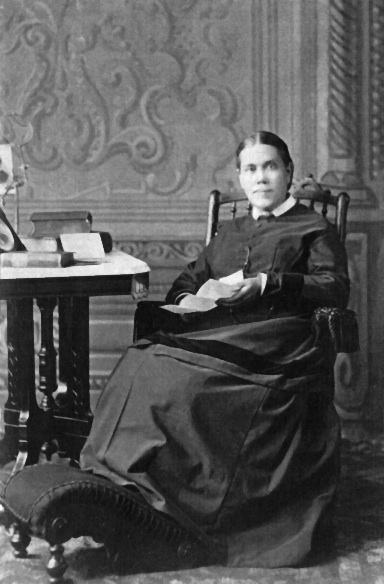 Ellen White, founder of the Seventh Day Adventists