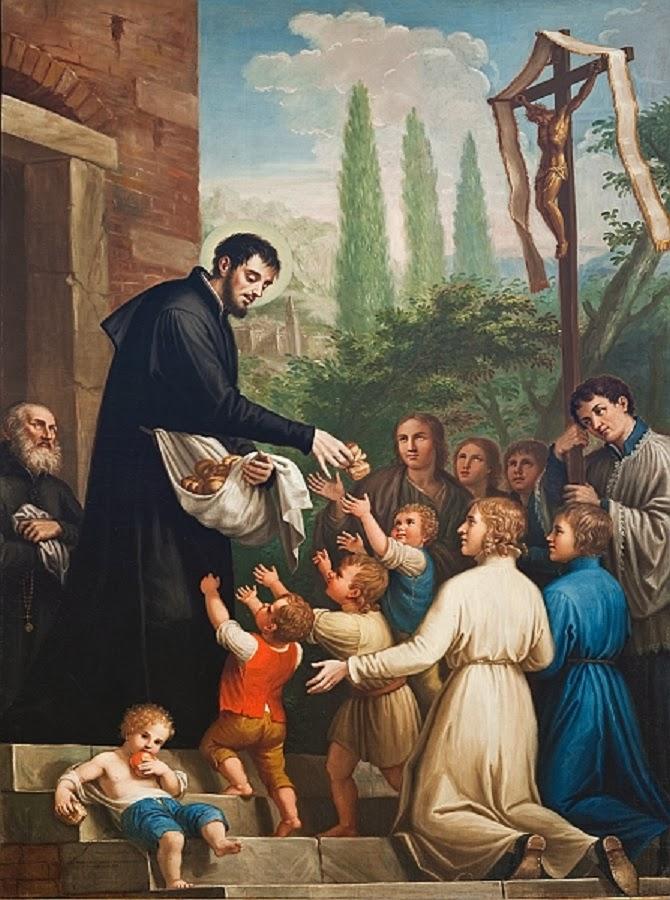 Image result for St. Jerome Emiliani