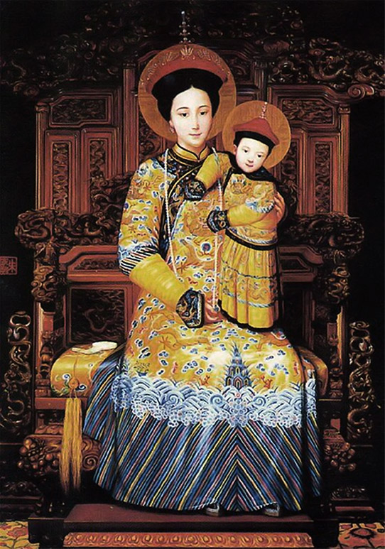 Our Lady of Sheshan, also known as Our Lady Help of Christians