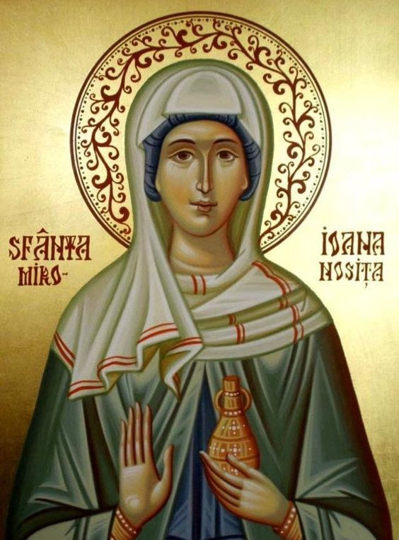 Saint Joanna the Myrrhbearer