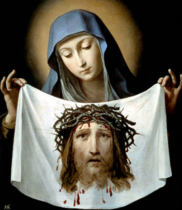 The Veronica, by Guido Reni