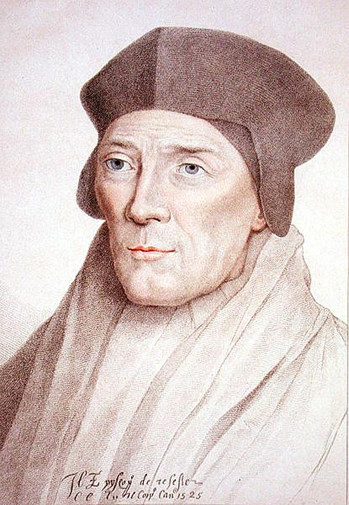 Bishop John Fisher. Francesco Bartolozzi after Hans Holbein. The Stapleton Collection (source)